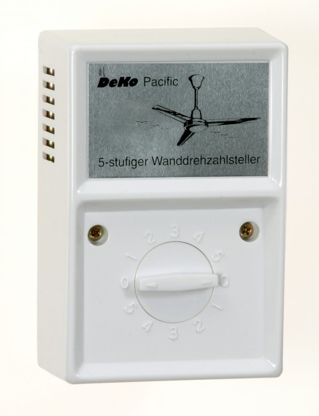 Deko Wanddrehzahlsteller D125