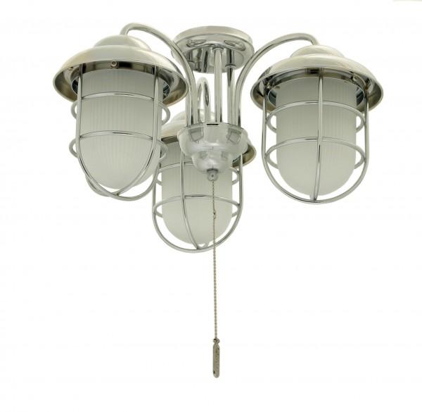 Deko Beleuchtungssatz N320 chrom