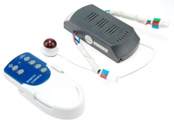 Deko IR Fernbedienung für Modelle Deko Deckenventilatoren mit Pendelstange FB200