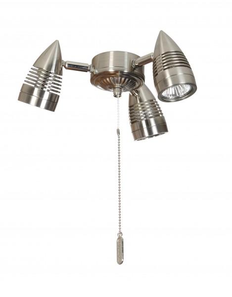 Deko Beleuchtungssatz Halogen N625 altmessing